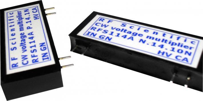 RFS114A voltage multiplier