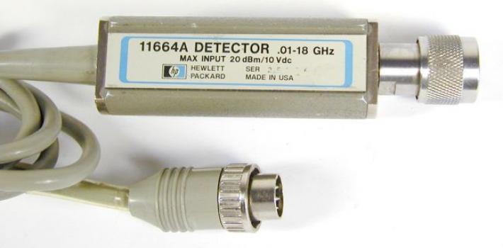 HP 11664A detector