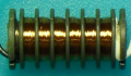 sectioned HV transformer